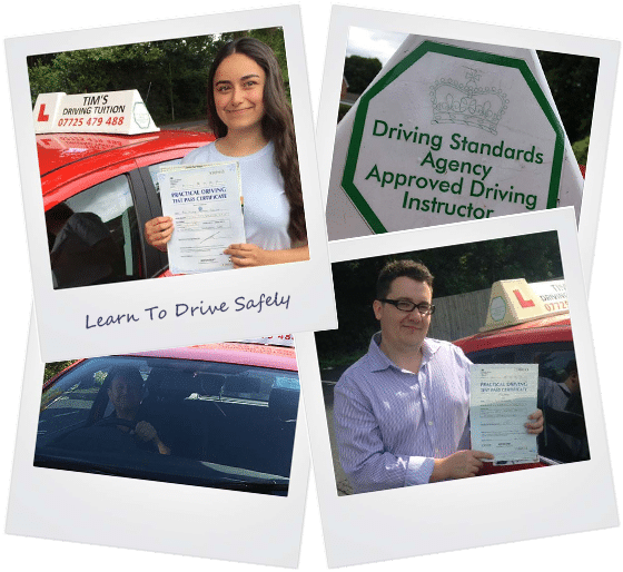Driving lessons Eastleigh and Chandlers Ford