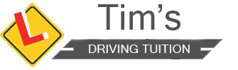Tims Driving Tuition logo clear